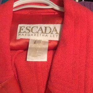 Escada Margaretha Ley 2pc skirt suit